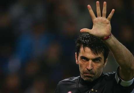 Gianluigi Buffon Puji Napoli