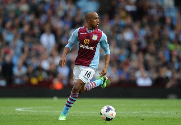 Delph focused on Villa not England