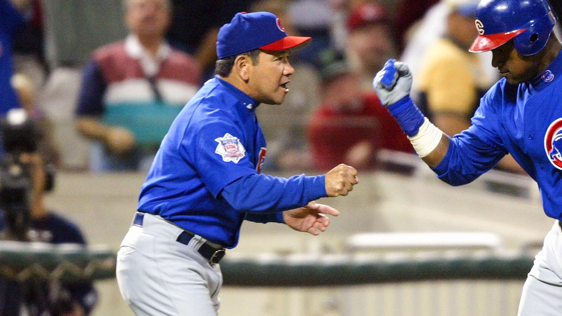 Former MLB coach Wendell Kim