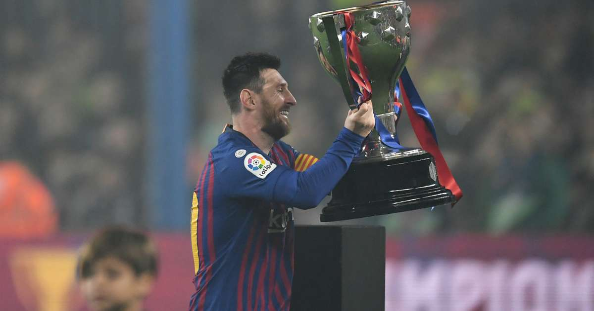 Ballon D Or 2019 Lionel Messi S Record Breaking Six Gongs In Numbers