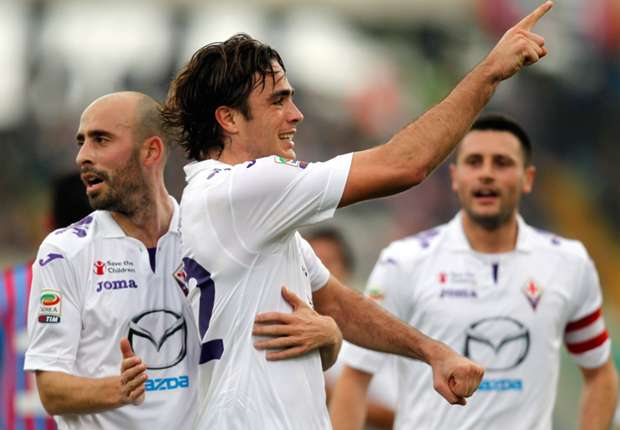 Serie A Team of the Week: Matri leads Fiorentina quartet