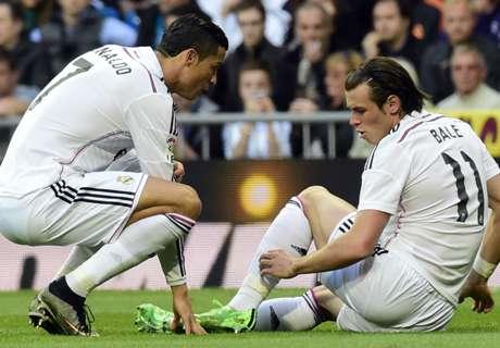EN VIVO: Real Madrid 1-0 Málaga