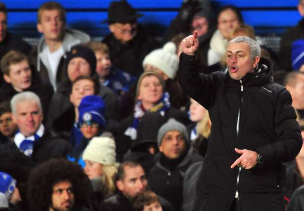 'They kill me' - Mourinho feared Chelsea would be punished for missed chances