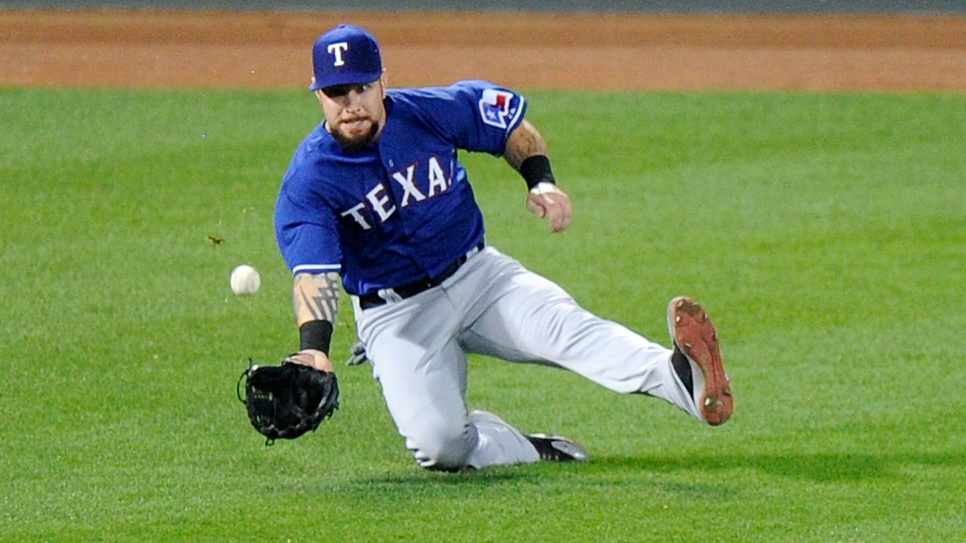 Josh Hamilton might end up back on Rangers' disabled list