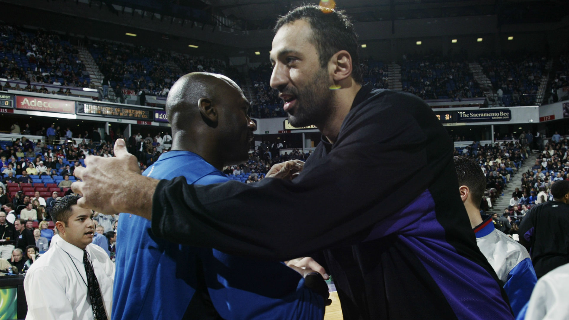 Vlade Divac says he d only trade DeMarcus Cousins for Michael