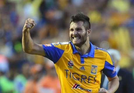 Tigres 3-1 Internacional (4-3 Agg.)