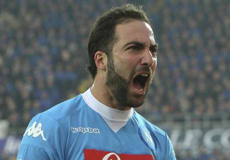 Totti: Higuain move a 'disaster'
