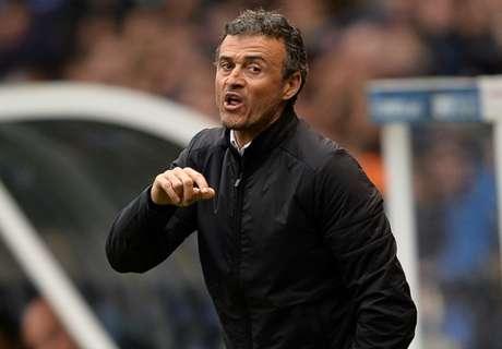 PSG win cost Barca - Enrique