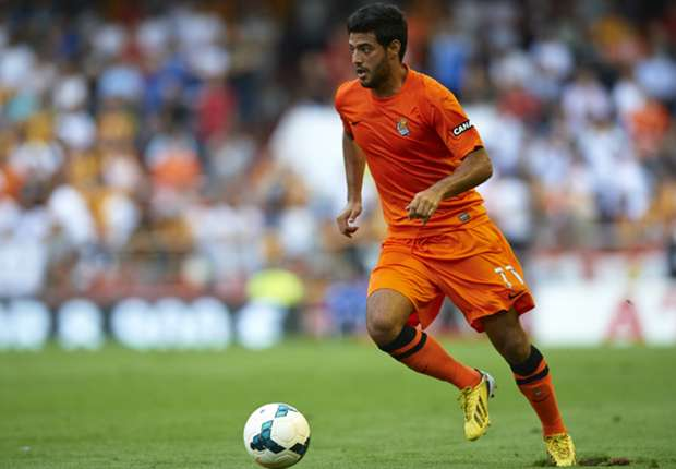 Real Sociedad reportedly offers Carlos Vela contract extension