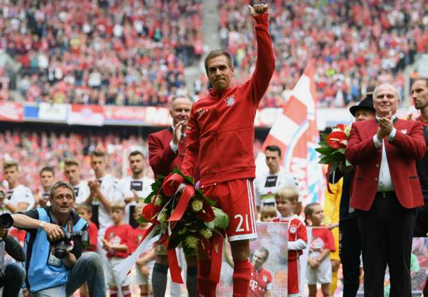 'I will miss it' – Lahm says emotional goodbye to Bayern Munich
