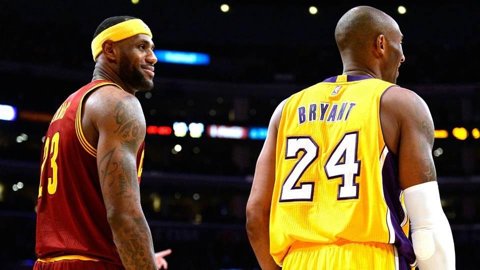 Kobe Bryant Beritahu Cara Menghentikan LeBron James