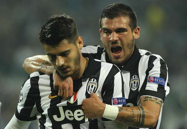 Sturaro: Morata's return to form only a matter of time