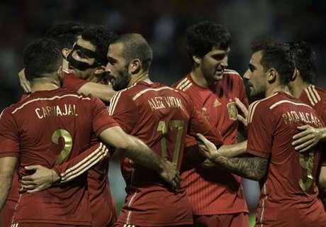 Calificaciones | Bielorrusia 0-1 España