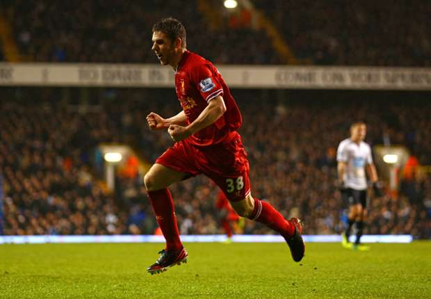 'Wonderful' Flanagan hailed by Rodgers after first Liverpool goal