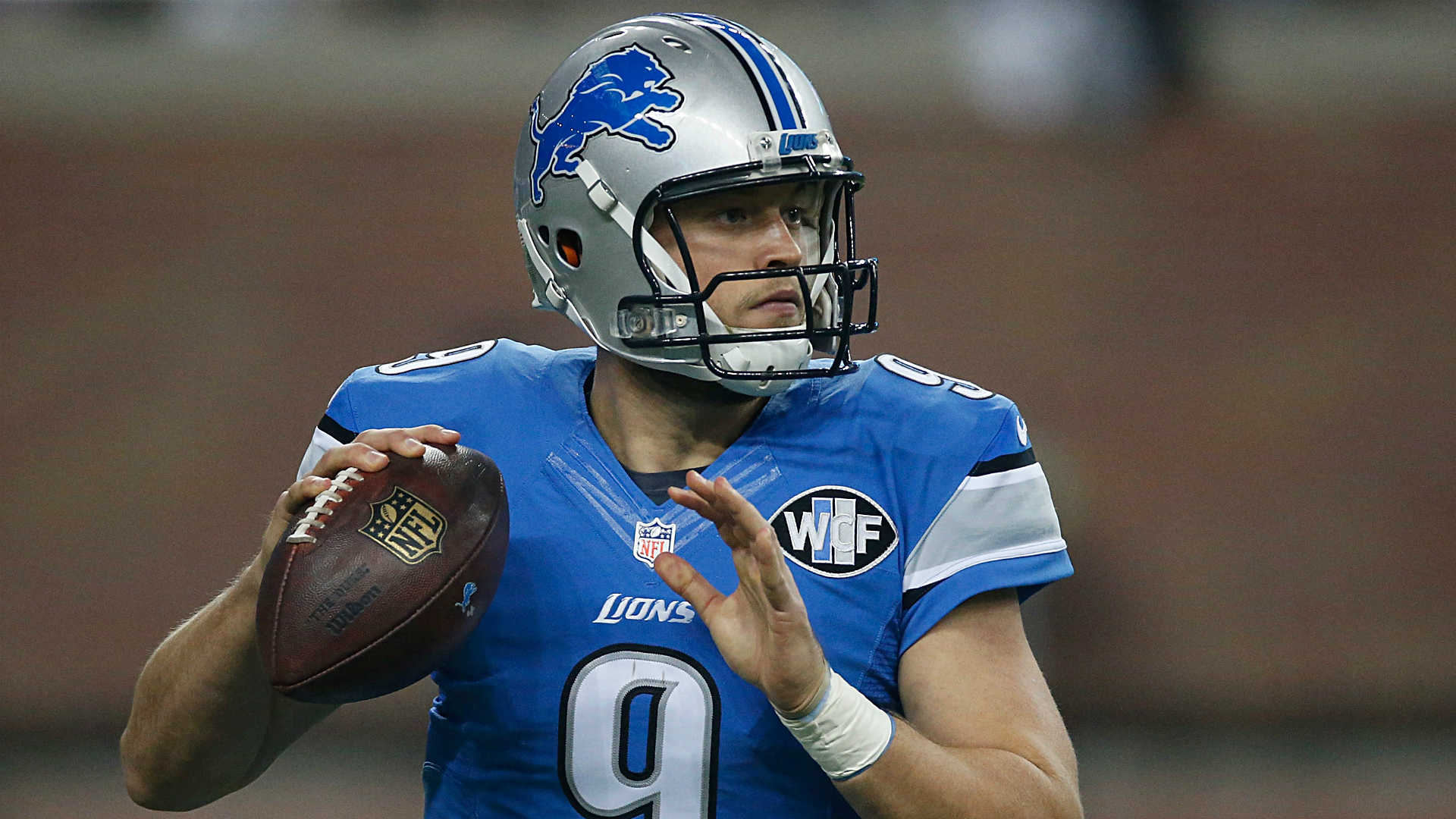 Matthew Stafford worked with private quarterback tutor this