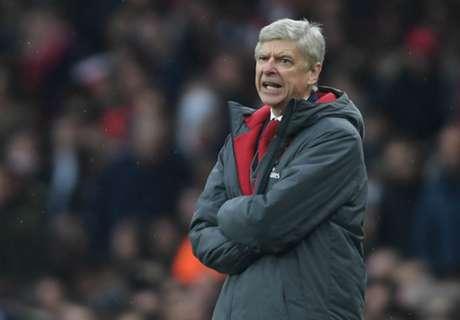 Arsenal Buang Peluang, Wenger Frustrasi