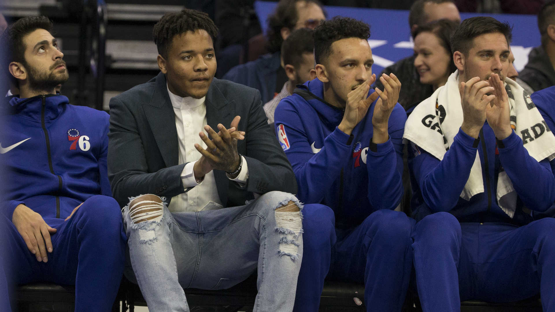 Sixers coach Brett Brown on Markelle Fultz's absence: 'We miss him'