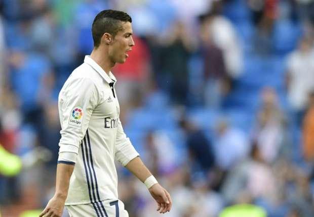 Zidane: I'm glad Ronaldo was upset with substitution