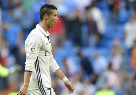 Zidane: I'm glad Ronaldo was upset