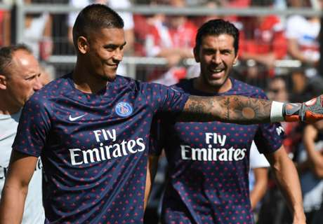 Buffon & Tuchel set for showdown as PSG coach wants Areola as his No.1