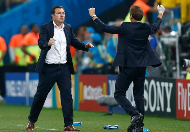 Wilmots delighted by 'historic' win