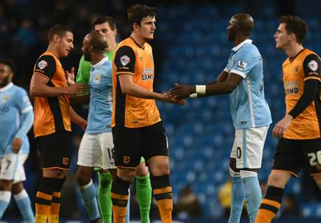 Bruce: Man City thrashing cruel on Hull