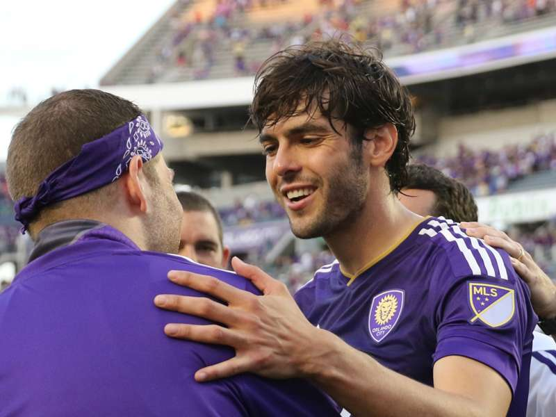 Kaka thrilled with 'big day' after Brazil recall