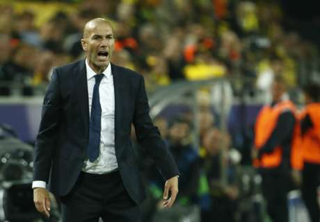 Zidane: Draw difficult to accept