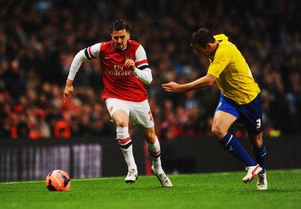 I'm ready to replace Sagna at Arsenal, insists Jenkinson