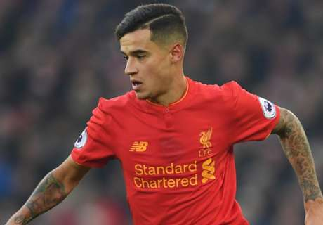 Klopp: Plymouth perfect for Coutinho