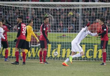 Lewandowski: I was lucky