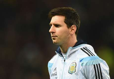 Messi wasn't fit to play, insists Martino