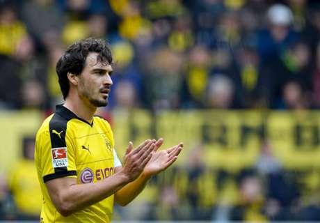 Hummels completes Bayern move