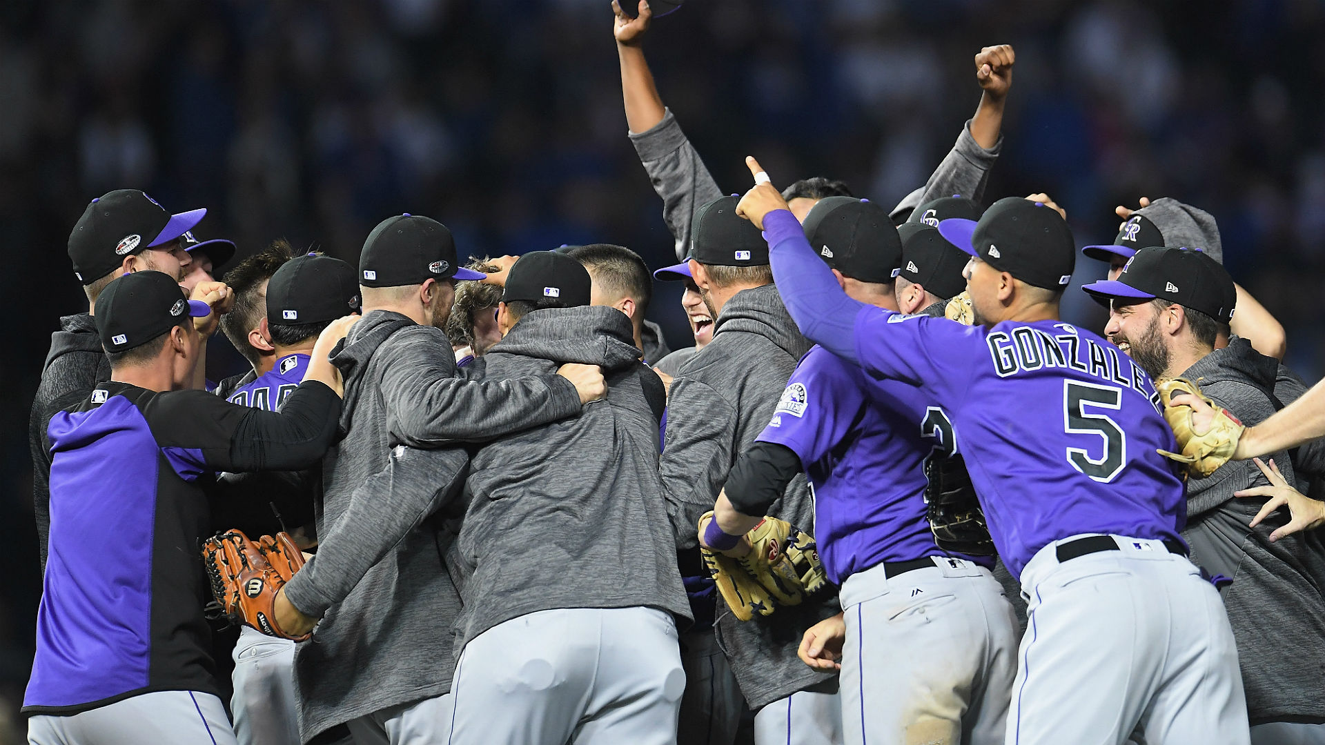 MLB Postseason 2018: Three takeaways from the Rockies' NL wild-card win over the Cubs