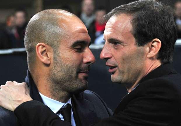 Allegri demands the same as Guardiola - Benatia