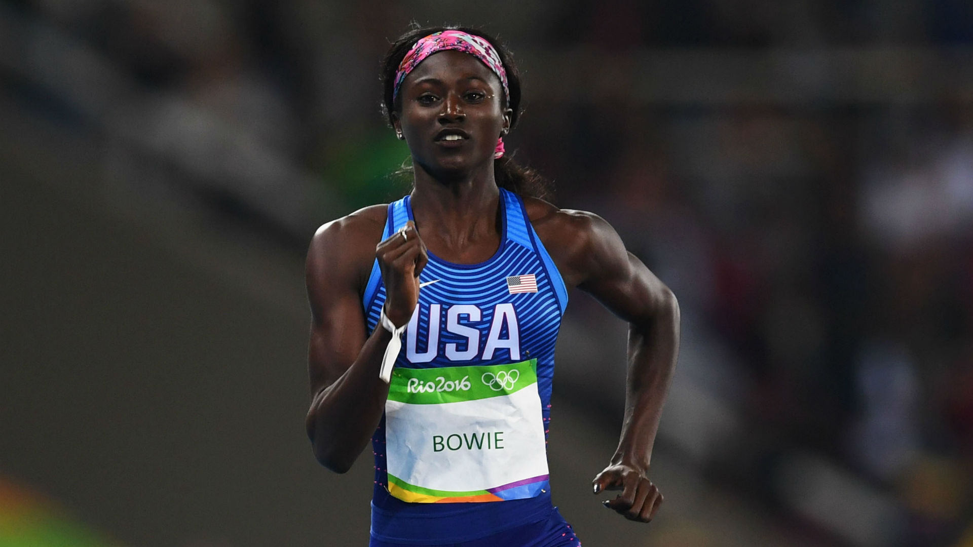 Rio Olympics 2016: With Allyson Felix out, Tori Bowie carries U.S ...