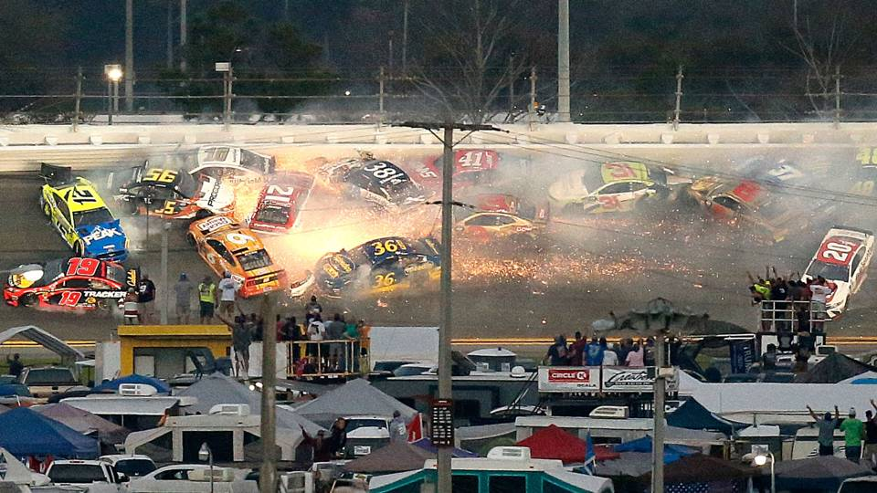 Daytona 500 'Big One'