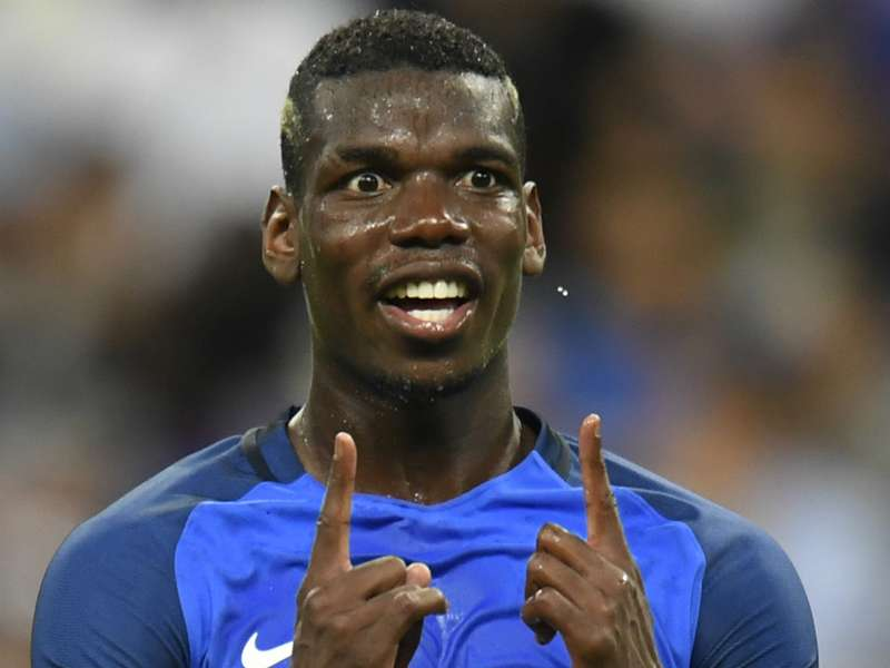 How Manchester United could line up with Pogba