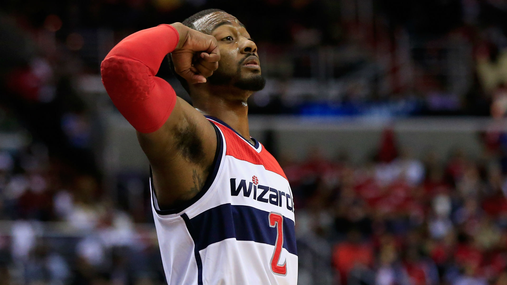 NBA playoffs roundup: Wizards, Cavs sweep into second round