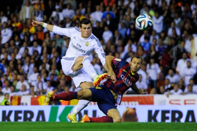 Copa del Rey: Barcelona 1 Real Madrid 2