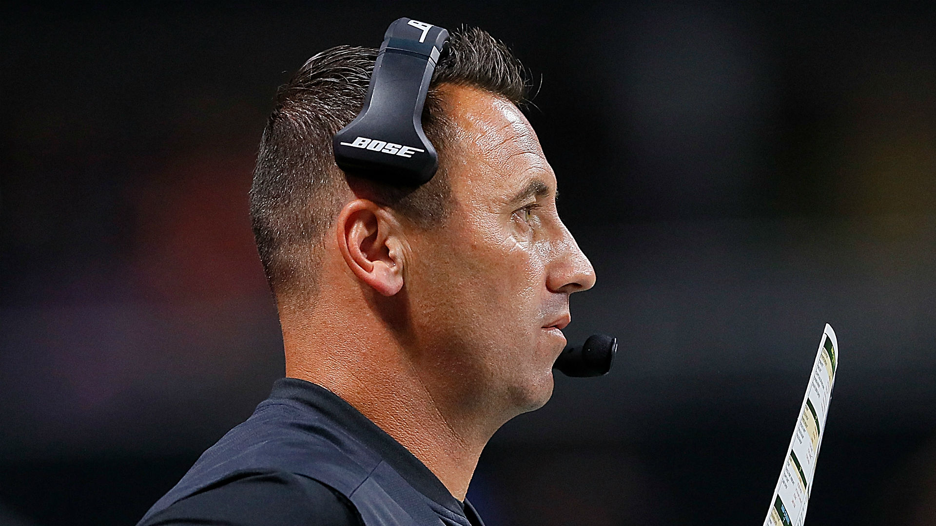 Steve Sarkisian turns down Cardinals OC job for Alabama, report says