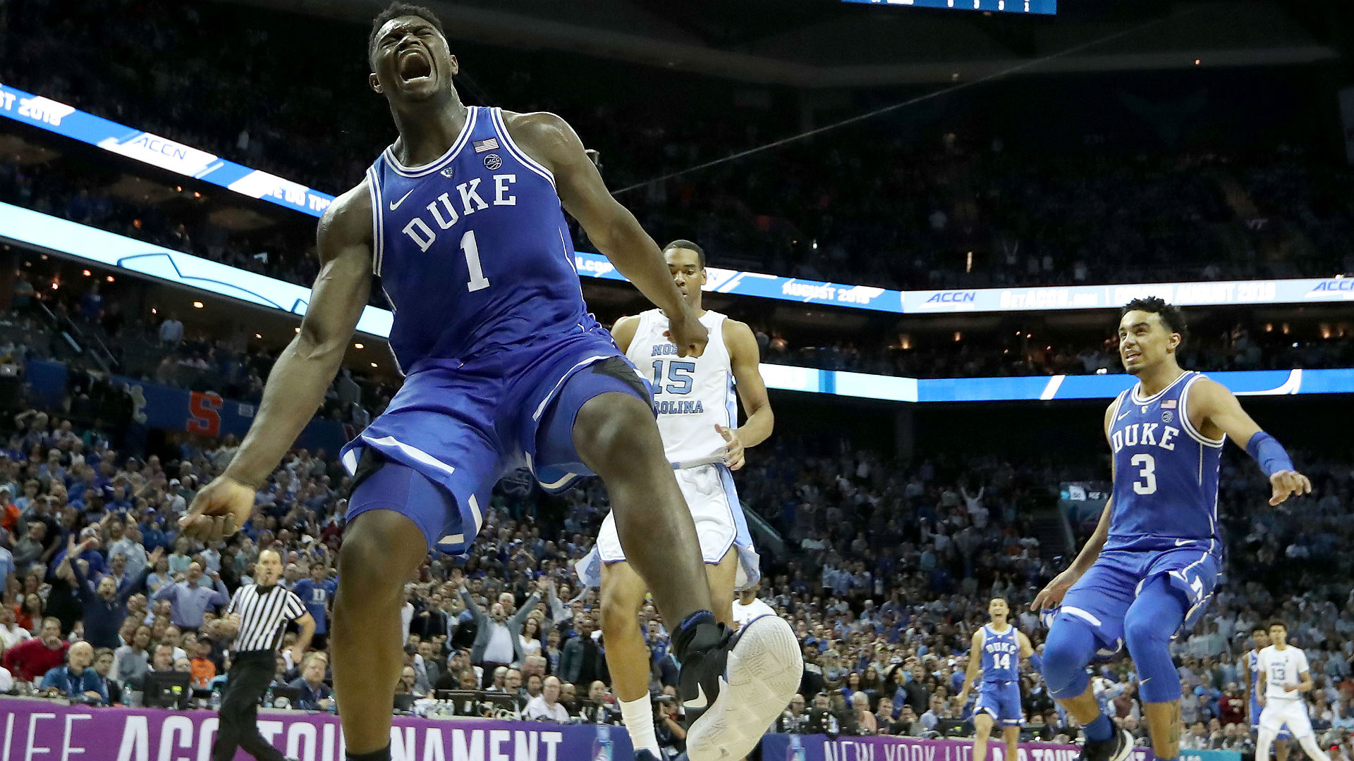 UNC Basketball: Tar Heels lose heartbreaker in ACC semifinal
