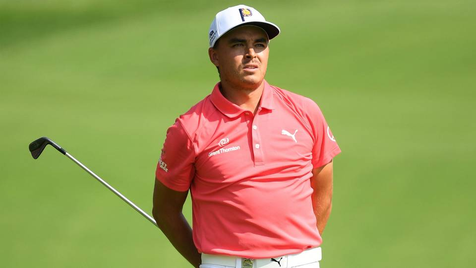 Rickie Fowler withdraws from second straight FedEx Cup playoff event