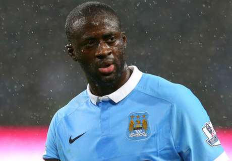 Yaya Toure joins Caen