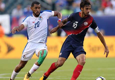 Report: Costa Rica 1 Panama 0