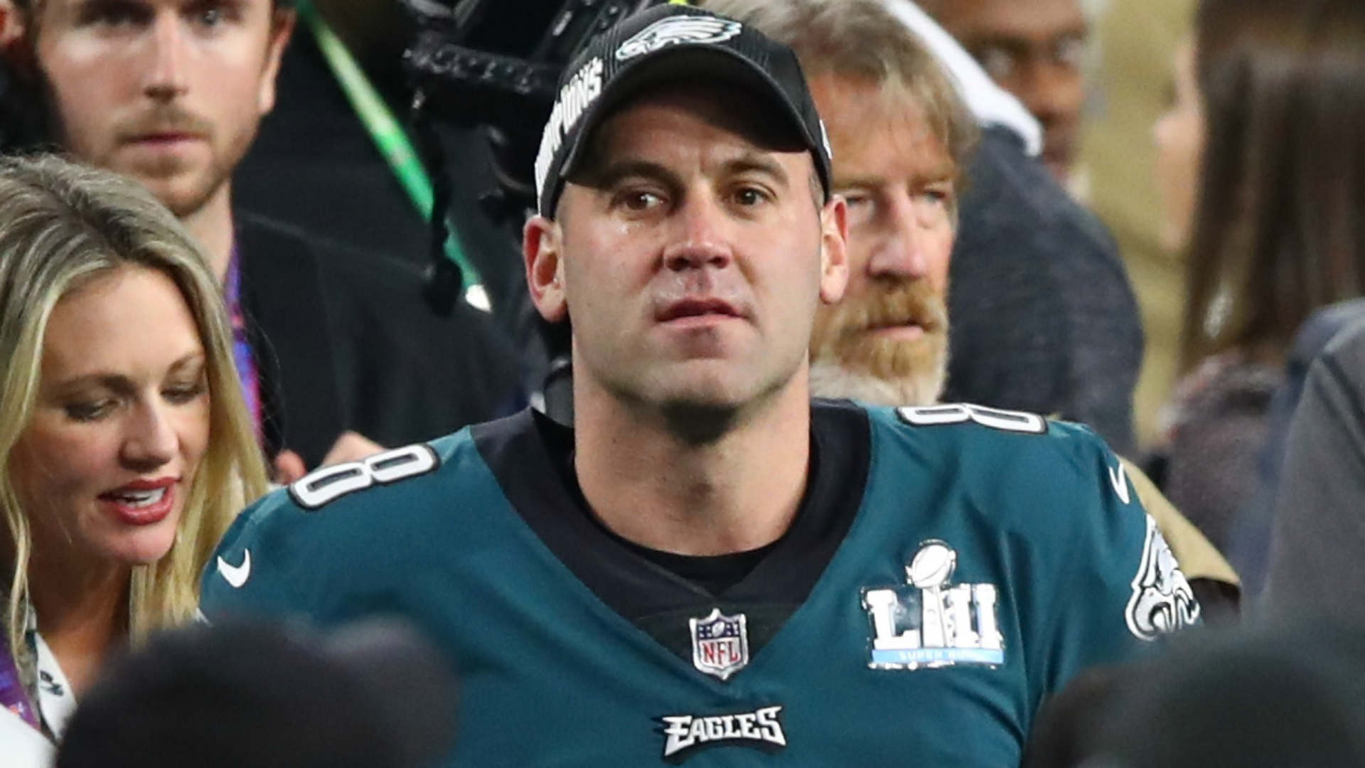 Former LSU punter Donnie Jones retires as Super Bowl champion