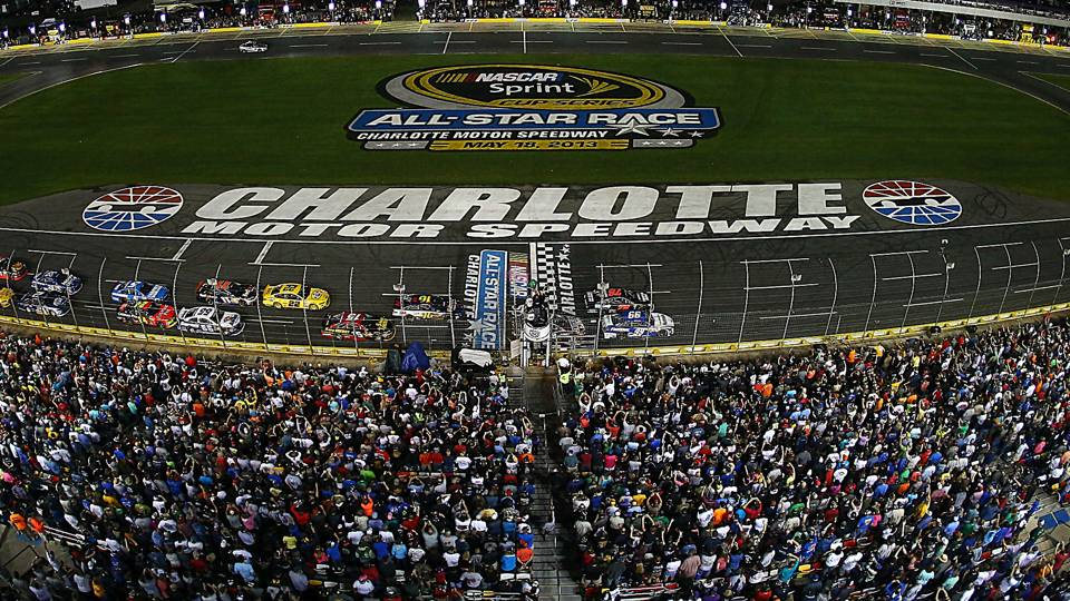 NASCAR All-Star Race returns to Charlotte Motor Speedway