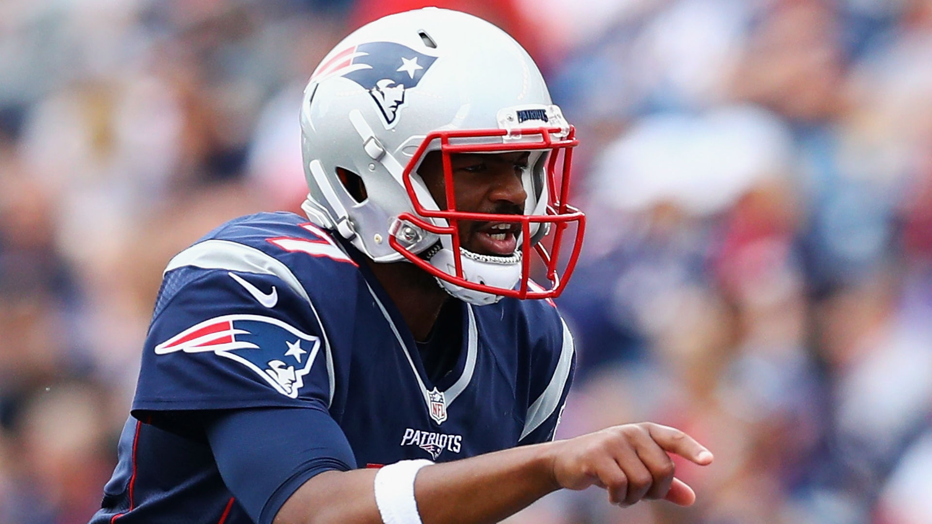 Patriots trade Brissett, deal for more depth