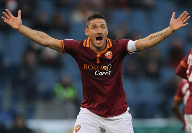 Totti open to World Cup selection