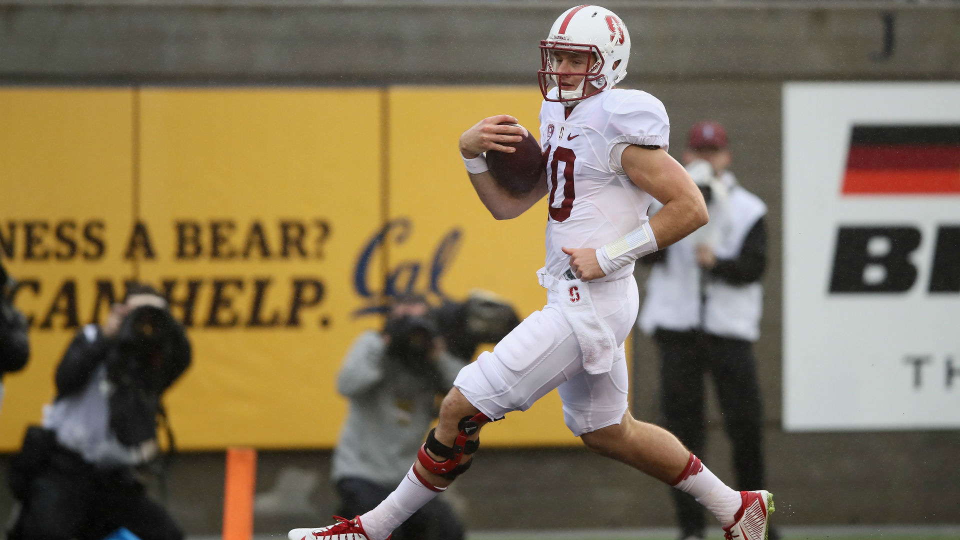 Ex-Stanford QB Keller Chryst to play at Tennessee